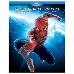 Spider-Man - The High Definition Trilogy 4 Disc Set (Spider-Man / Spider-Man 2 / Spider-Man 2.1 / Spider-Man 3) [Blu-ray]