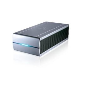 Iomega 1 TB Silver Series Hi-Speed USB2.0 Desktop Hard Drive (33748)
