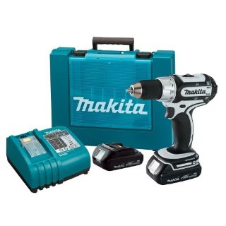 Makita  BDF452HW 18 Volt Compact Lithium-Ion Driver Drill Kit