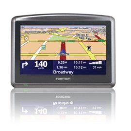 TomTom ONE XL-S Portable GPS Navigation System