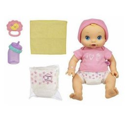 Hasbro Baby Alive Wets 'N Wiggles Doll