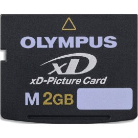 Olympus 202027 2GB M Type Xd Card