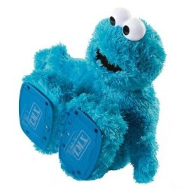 Fisher-Price T.M.X. Tickle Me Extreme Cookie Monster