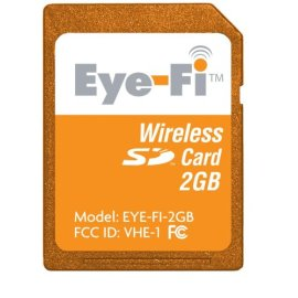 Eye-Fi Wireless SD Memory Card 2GB