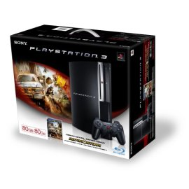 Sony PlayStation 3 80GB Motorstorm Pack