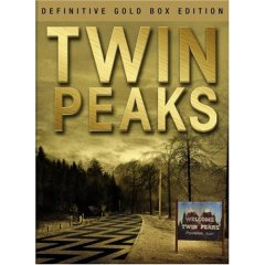 Twin Peaks - The Definitive Gold Box Edition DVD Set