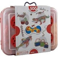 ZOOB 500-Piece Basic Set