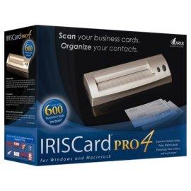 Iriscard Pro 4 Scanner