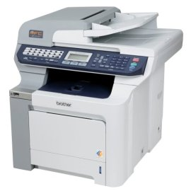 Brother MFC-9840cdw Color Laser Multi-Function Center with Wireless Interface and Duplex