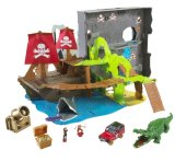 Mattel Matchbox 360 Pop-Up Pirate Island
