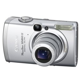 Canon PowerShot SD850 IS Digital Elph Camera (8MP, 4x Optical Image Stabilized Zoom)