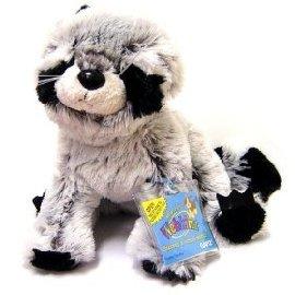 Webkinz Raccoon GREY