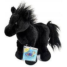 Webkinz Black Stallion BLACK