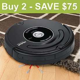 iRobot Roomba 570 Vacuum Cleaning Robot