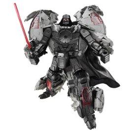 Hasbro Star Wars Transformers Darth Vader/Death Star