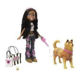 Bratz Special Feature Walking Doll Sasha