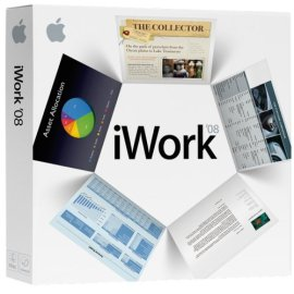 Apple iWork '08 Family Pack