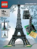 Lego Make & Create Eiffel Tower (10181)