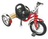 Schwinn Roadster 12-Inch Trike (Red)