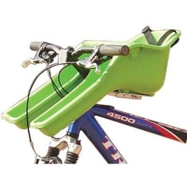 iBert Safe-T-Seat ( Front Mount Child Bicycle Seat )