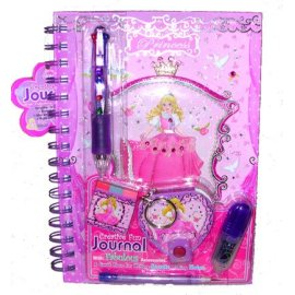 Princess Creative Fun Journal with Fabulous Accessories