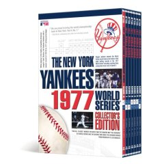New York Yankees 1977 World Series Collector's Edition