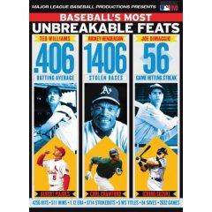 Baseball's Most Unbreakable Feats
