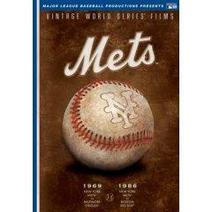 MLB Vintage World Series Films - New York Mets 1969 & 1986