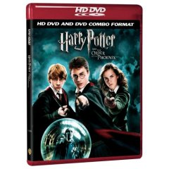 Harry Potter and the Order of the Phoenix (Combo HD DVD and Standard DVD) [HD DVD]