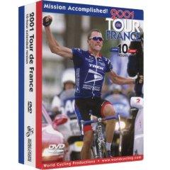 2001 Tour De France 10 hr