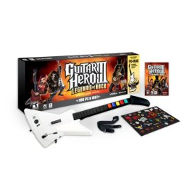 Guitar Hero III: Legends of Rock Bundle With Guitar