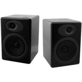 Audioengine A5 Powered Speakers (Pair, Black)