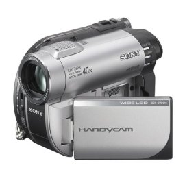Sony DCR-DVD610 DVD Handycam Camcorder with 40x Optical Zoom
