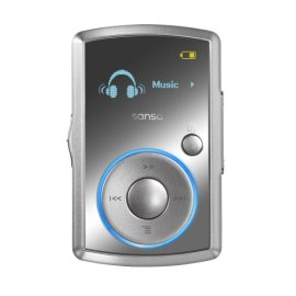 SanDisk Sansa Clip 4 GB MP3 Player