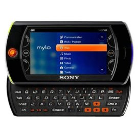 Sony mylo COM-2 Personal Communicator (Black)