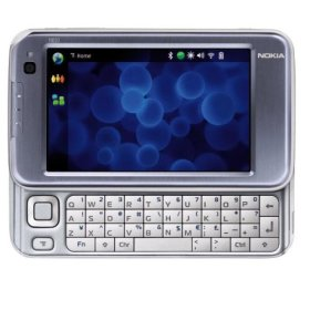 Nokia N810 Portable Internet Tablet
