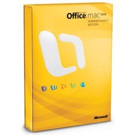 Microsoft Office 2008 for Mac Home & Student Edition
