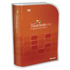 Microsoft Visual Studio 2008 Professional Upgrade