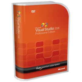 Microsoft Visual Studio 2008 Professional with MSDN Premium