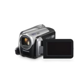 Panasonic SDR-H40 40GB Hard Drive Camcorder with 42x Optical Image Stabilized Zoom
