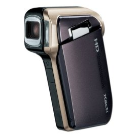 Sanyo Xacti HD700 7MP MPEG-4 High Definition 720p Camcorder with 5x Optical Zoom