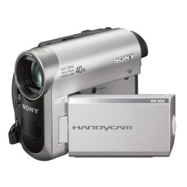 Sony DCR-HC52 1MP MiniDV Handycam Camcorder with 25x Optical Zoom