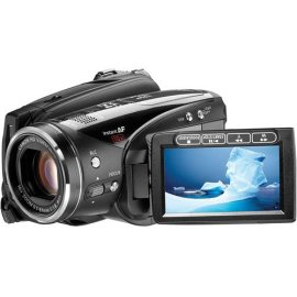 Canon VIXIA HV30 MiniDV High Definition Camcorder with 10x Optical Image Stabilized Zoom