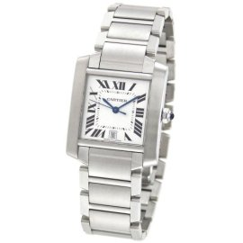 Cartier Tank Francaise Watch #51002Q3