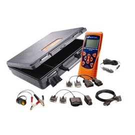 Actron CP9190 Elite AutoScanner Pro Diagnostic Code Scanner with Live, Record, Playback and Graphing Data Capability for OBDI and OBDII