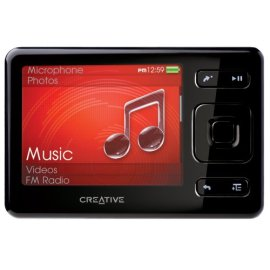 Creative Zen 32 GB Portable Media Player