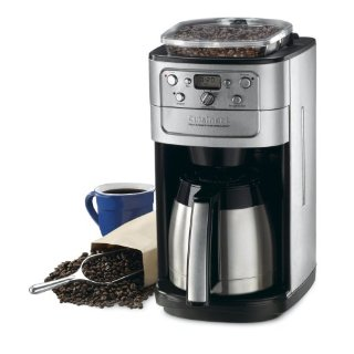 Cuisinart DGB-900BC Grind-and-Brew Thermal 12-Cup Automatic Coffee Maker