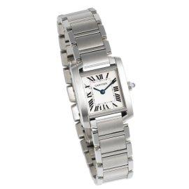 Cartier Women's Tank Francaise Watch #W51008Q3