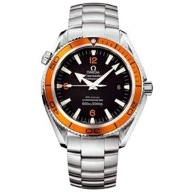 Omega Men's Automatic Seamaster Planet Ocean Watch #2209.50.00