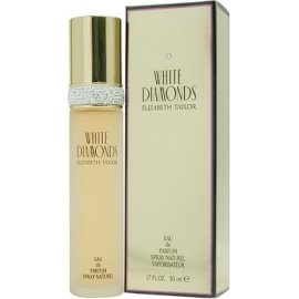 White Diamonds By Elizabeth Taylor For Women. Eau De Parfum Spray 1.7 Ounces